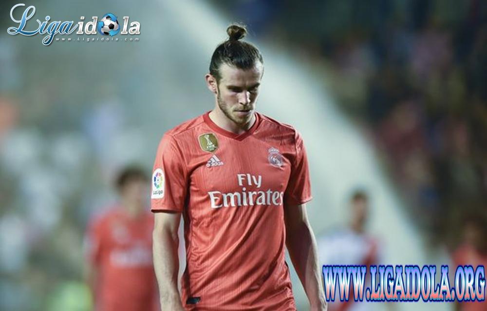 Bale Tidak Akan di turunkan dalam Pergantian Pemain