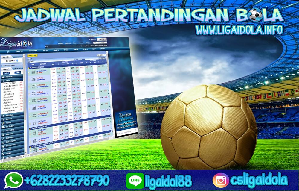 BANDAR BOLA - Jadwal Pertandingan Bola 29 - 30 Juni 2019