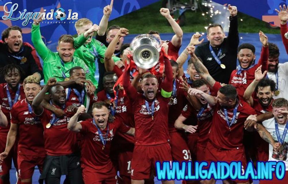 Liverpool Juara Liga Champions 2018/2019