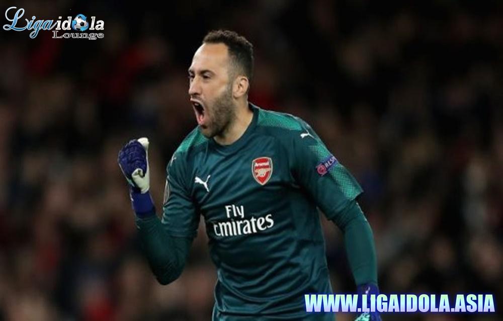Napoli Resmi Permanenkan David Ospina dari Arsenal