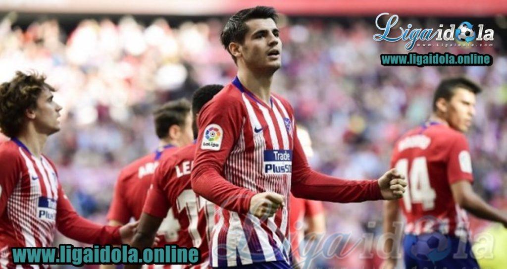 Atletico Madrid Harus Kerja Keras