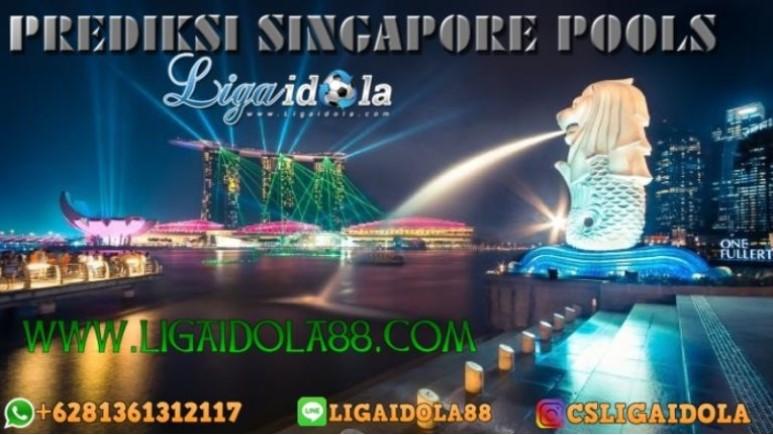 PREDIKSI SINGAPORE POOLS 22 MARET 2020