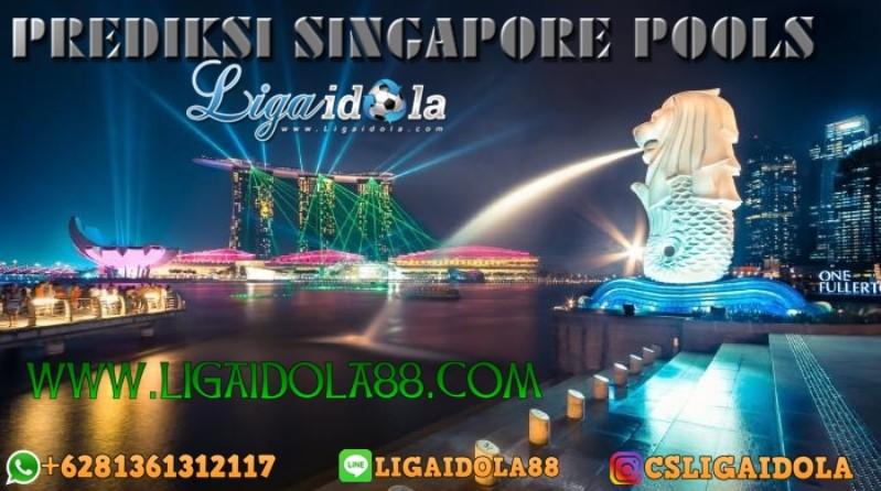 PREDIKSI SINGAPORE POOLS 21 MARET 2020