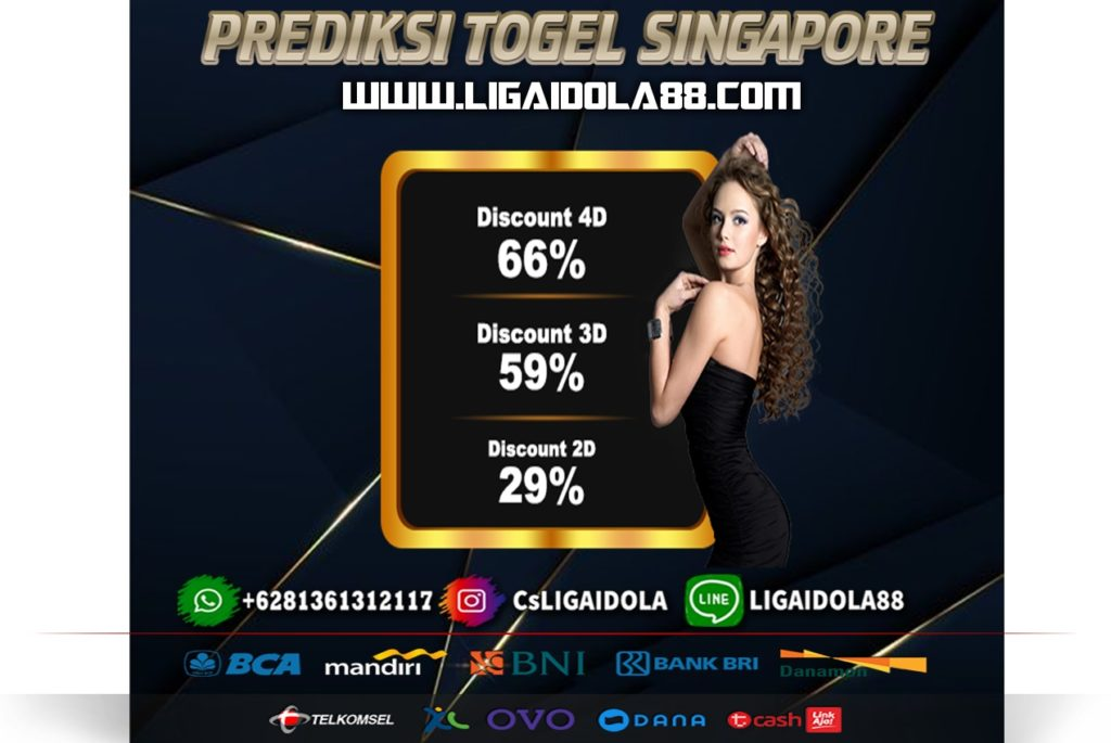 PREDIKSI SINGAPORE POOLS 5 April 2020