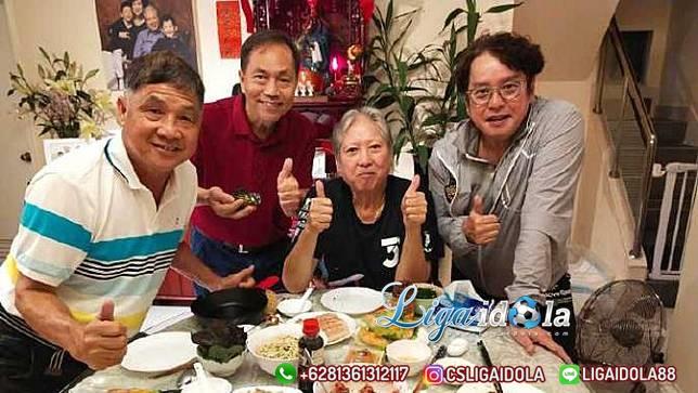 Sammo Hung Muncul Dengan Penampilan Baru Yang Mengejutkan