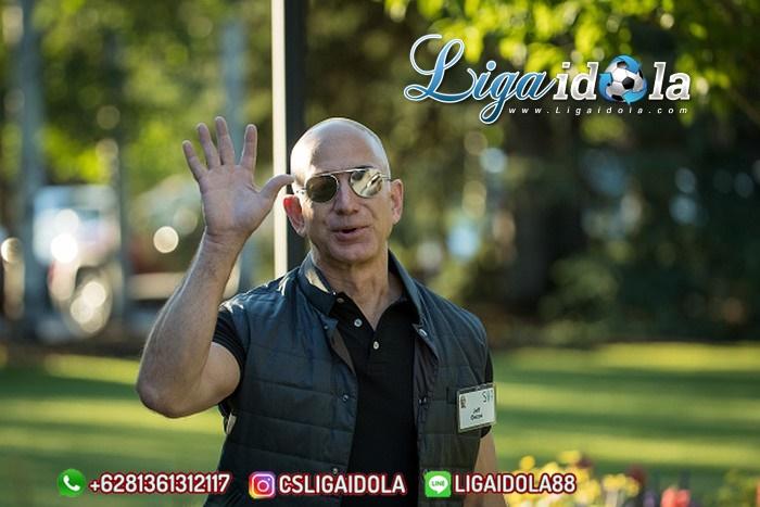 Semenjak Corona Jeff Bezos Diperkirakan Jadi Triliuner