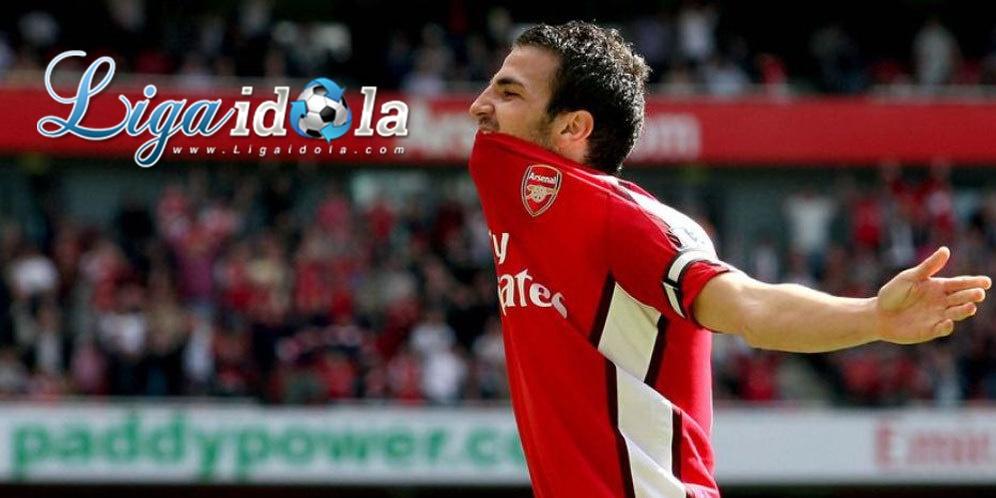 Fabregas Buka Alasannya Tinggalkan Arsenal