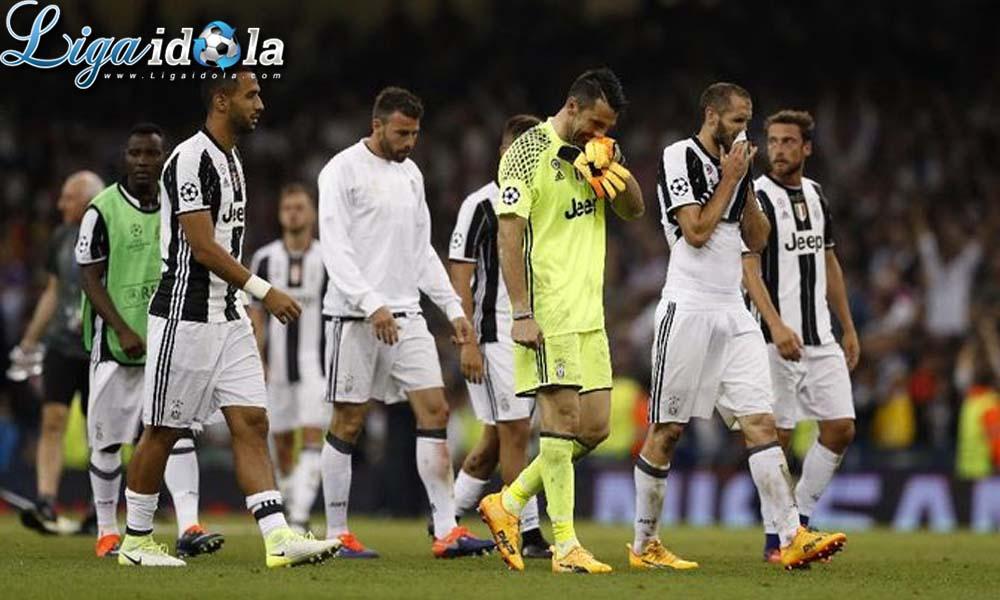 Juventus Gagal Juara Coppa Italia
