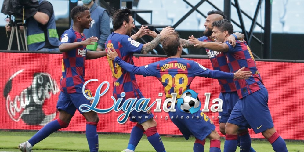 Barcelona Hanya Bisa Berdoa Agar Madrid Terpeleset