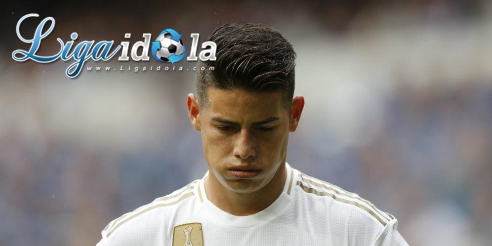 Madrid Pernah Tolak James Gabung Atletico Madrid