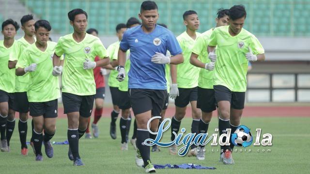 Usai Rapid Test, Pemain Timnas U-16 Indonesia Jalani Swab