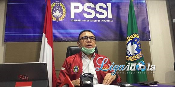 PSSI Minta Agar Suporter Tak Datang ke Stadion