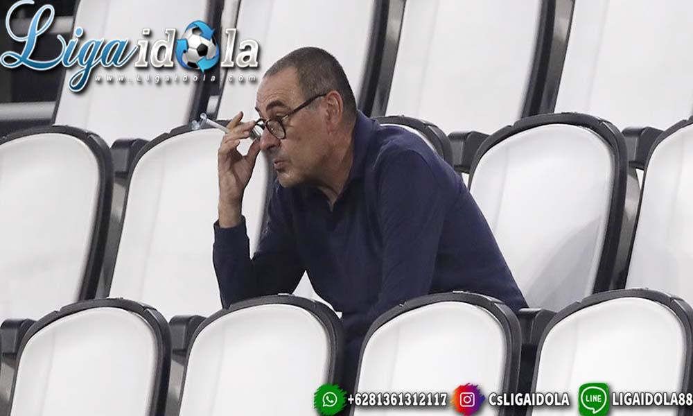 Terbongkar Begini Proses Juventus Pecat Sarri dan Tunjuk Pirlo