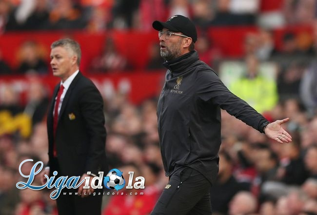 Klopp dan Guardiola Pergi Man United Juara Liga Inggris