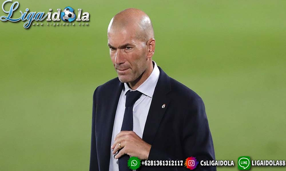 Zinedine Zidane Terancam dipecat Jika Gagal Berturut Lagi