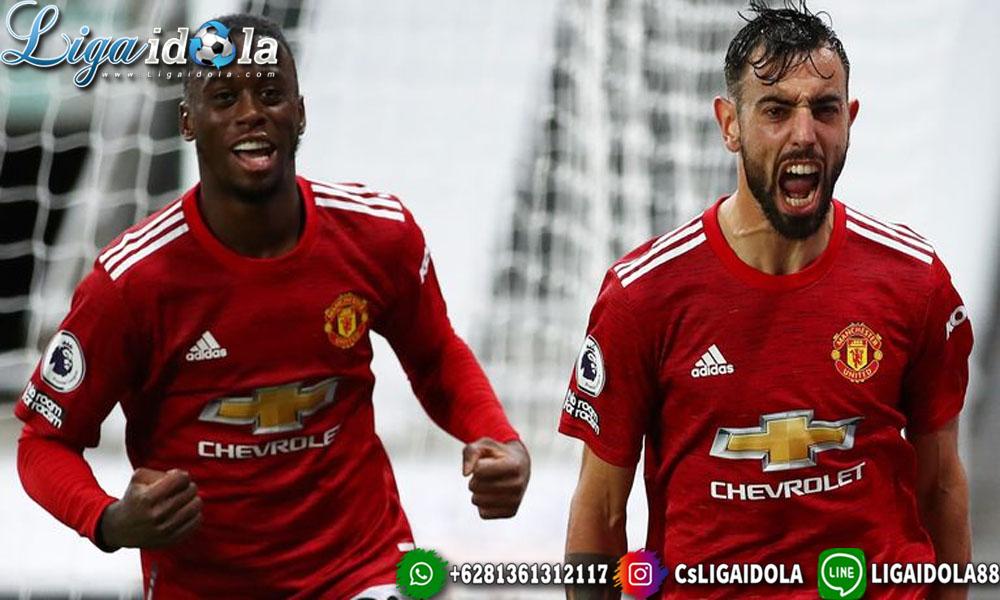 Manchester United Menang 4-1 Lawan Newcastle