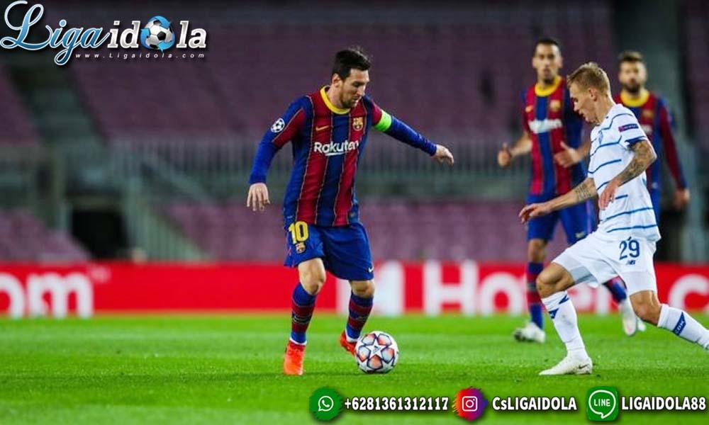 Sulitnya Merayu Messi Untuk Tidak Tinggalkan Barcelona