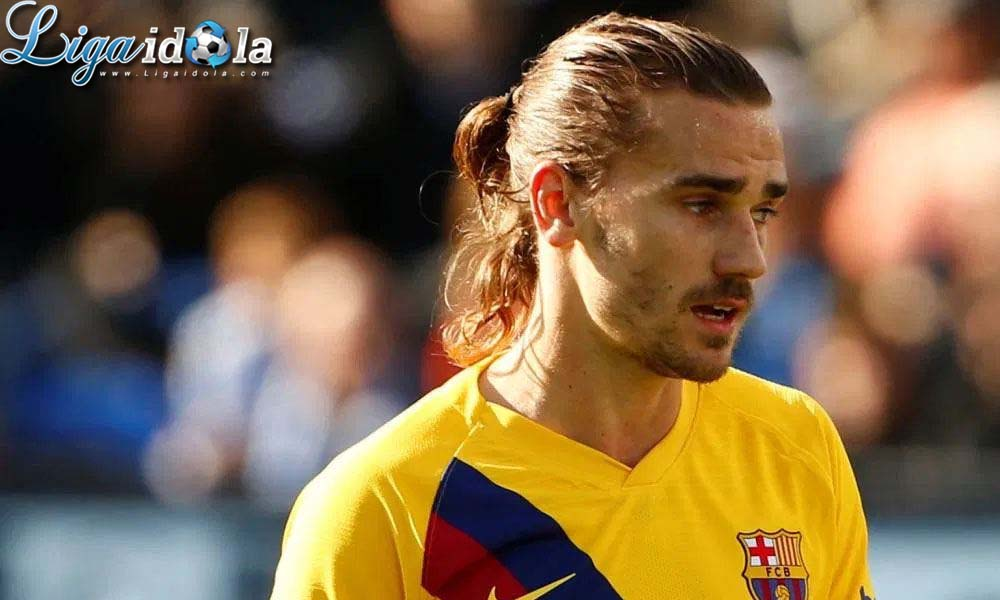 Hanya Ada Satu Cara Agar Griezmann Bersinar di Barcelona