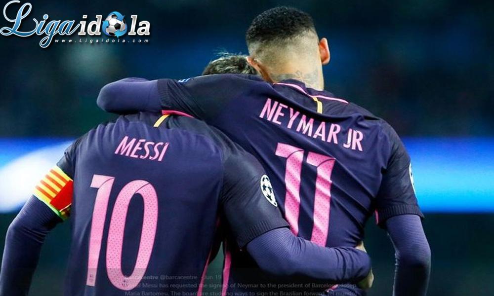 Andai Lionel Messi Benar Gabung PSG