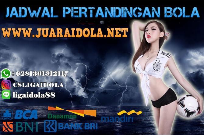 JADWAL PERTANDINGAN BOLA 06 - 07 MARET 2021
