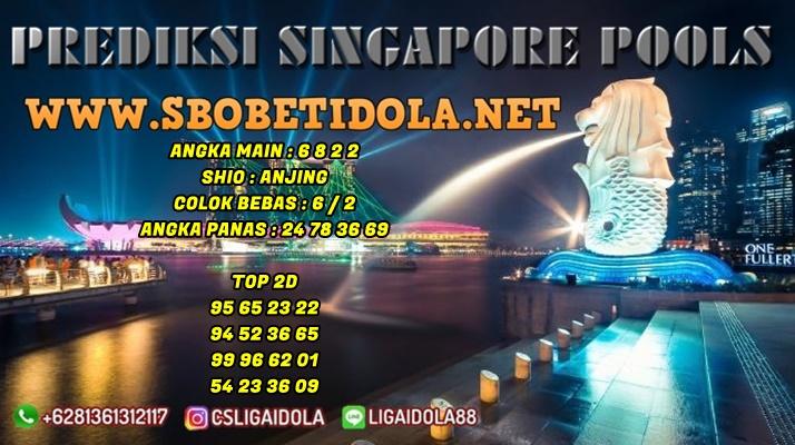 PREDIKSI TOGEL SINGAPORE 29 APRIL 2021