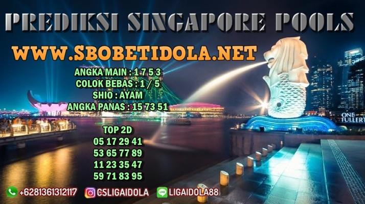 PREDIKSI SINGAPORE 20 JUNI 2021