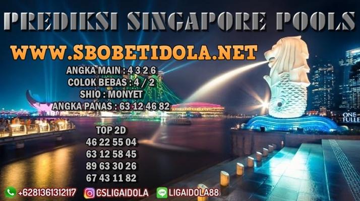 PREDIKSI SINGAPORE 15 JULI 2021