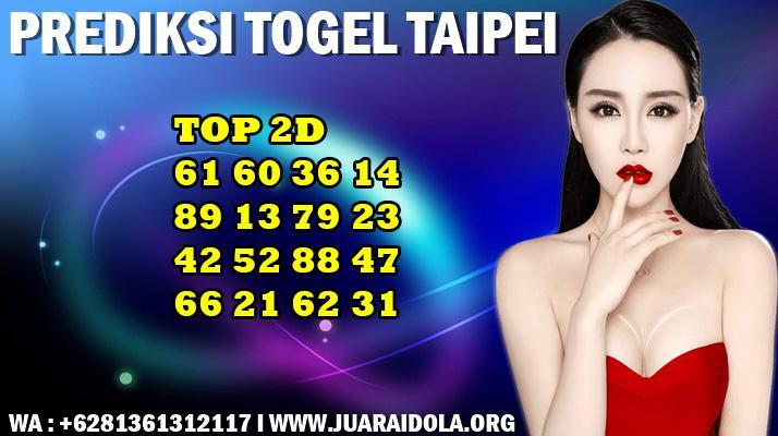 PREDIKSI TOGEL TAIPEI POOLS 01 AGUSTUS 2021