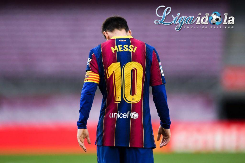 Melepas Lionel Messi adalah Bentuk Sindiran dan Pukulan Telak Barcelona untuk La Liga