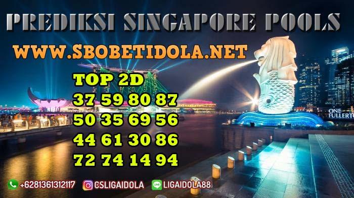 PREDIKSI TOGEL SINGAPORE TANGGAL 01 SEPTEMBER 2021