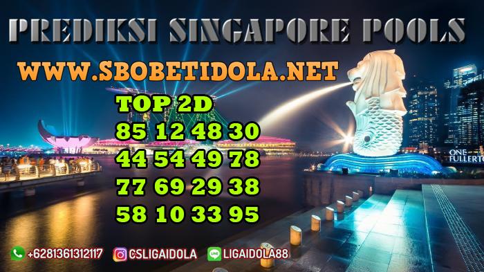 PREDIKSI TOGEL SINGAPORE TANGGAL 04 SEPTEMBER 2021