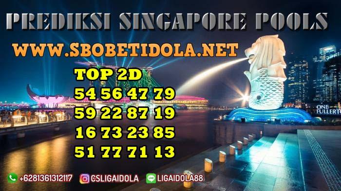 PREDIKSI TOGEL SINGAPORE TANGGAL 02 SEPTEMBER 2021