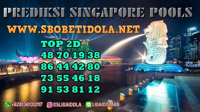 PREDIKSI TOGEL SINGAPORE TANGGAL 13 SEPTEMBER 2021